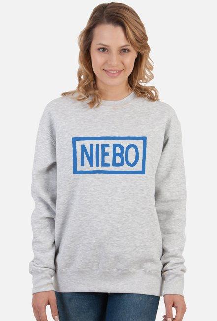 Bluza UNISEX NIEBO