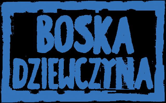 Bluza unisex BOSKA DZIEWCZYNA