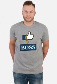 Koszulka dla szefa - Like a Boss
