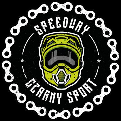 Bluza - SPEEDWAY / CZARNY SPORT