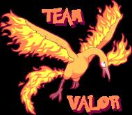 Poduszka Pokemon - Team Valor