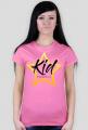 Koszulka Kidmodels Biała Damska