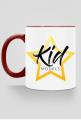 Kubek Kidmodels Biało-Kolorowy
