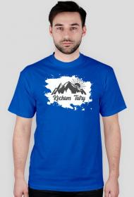 Koszulka męska Kocham Tatry