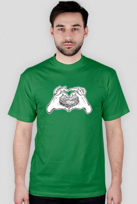 Koszulka męska Kocham góry