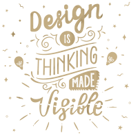 WO. Cup - Thinking made visible - Graphic Designer GOLD