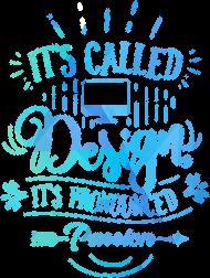 WO. Pad -Design is Passion - color - Graphic Designer