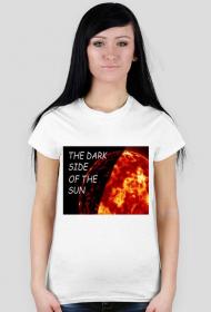 Słońce - koszulka damska