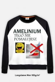 Amelinium - koszulka z długim rękawem męska