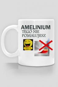 Amelinium - kubek dwustronny