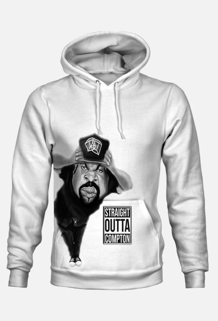 Hoodie Ice Cube rap