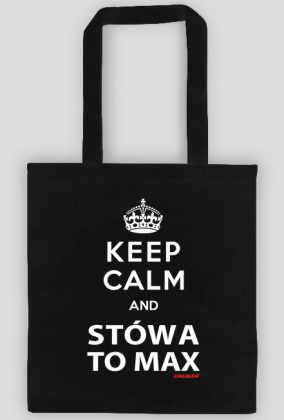 2e3898b81a9aa Keep Calm and Stówa to Max