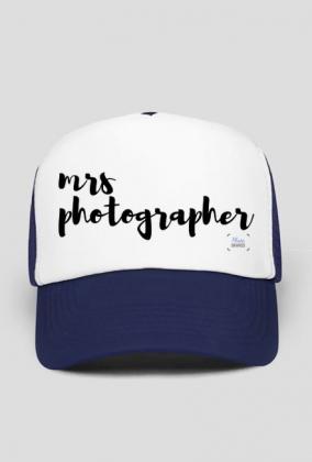 "Czapka damska ""Mrs Photographer"" (RÓŻNE KOLORY)"