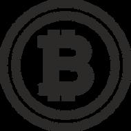 Koszulka polo męska - Bitcoin Crypto