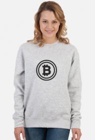 Bluza damska - Bitcoin Crypto