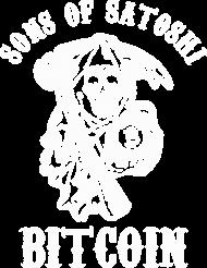 Koszulka męska - Sons of Satoshi