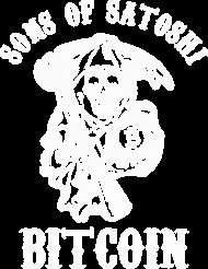 Bluza bez kaptura - Sons of Satoshi