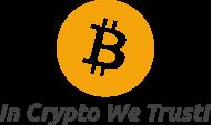 Poduszka - tani i śmieszny prezent dla informatyka, programisty, na urodziny, pod choinkę, na mikołajki - Bitcoin, In crypto we trust!