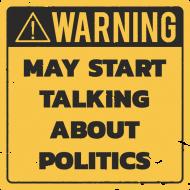 Kubek, Uwaga! Może mówić o polityce - Warning! may talking about politics