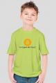 Koszulka dziecięca - In Crypto We Trust! Bitcoin