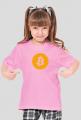 Koszulka dziecięca - Bitcoin Crypto