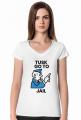 Koszulka dla znanego aferzysty Tuska - Tusk go to jail