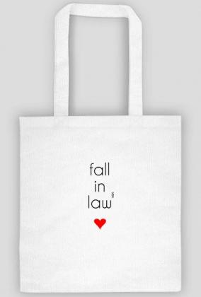 prawniczę. fall in law torba
