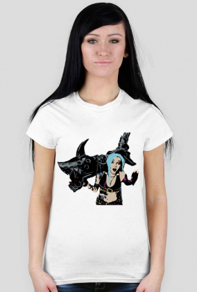 Koszulka Jinx - League of Legends
