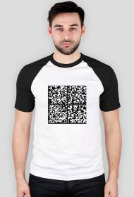 QR - koszulka męska
