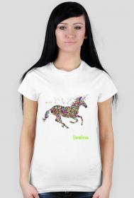 Flawless kolor - koszulka damska