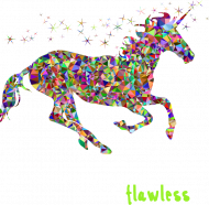 Flawless kolor - torba czarna