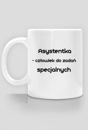 Asystentka - kubek