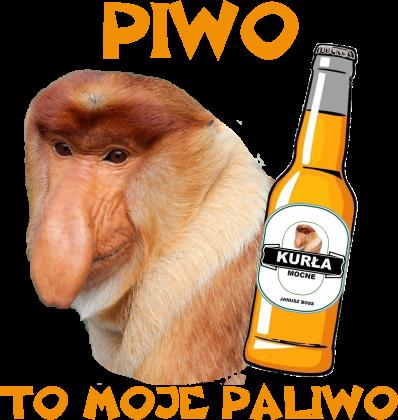 Bluza - Piwo to moje paliwo