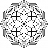 Mandala Gwiazda