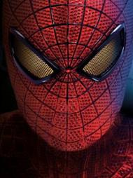 Maseczka Spiderman