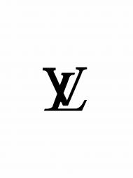 Maseczka LV Louis Vuitton