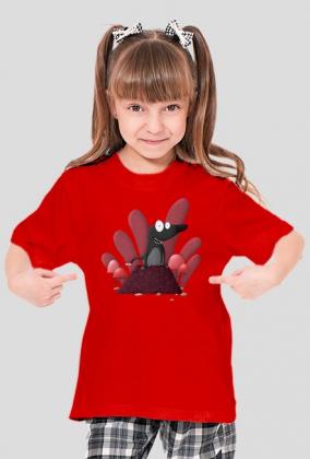 Koszulka z Krecikiem - Krecik