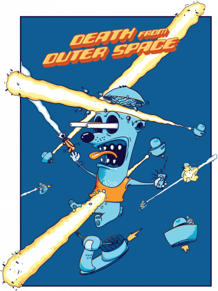Death from outer space