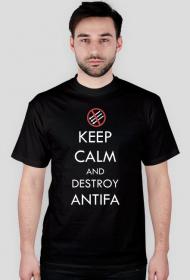 Keep calm and destroy antifa