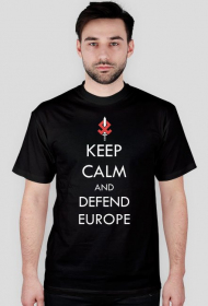 Keep calm and defend Europe