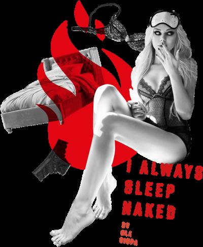DJ SLEEP NAKED