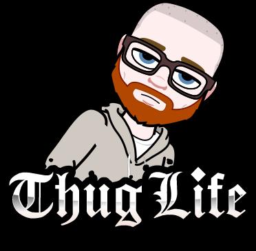 Thug Life Nerd