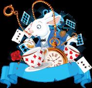 Follow The Rabbit bluza damska