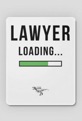 LAWYER loading - Podkładka pod mysz - LexRex