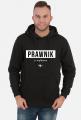 PRAWNIK z wyboru - Bluza męska czarna - LexRex