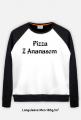 Bluza Pizza Z Ananasem