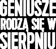 Koszulka Damska Geniusze rodzą się w Sierpniu