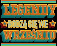 Torba Legendy rodzą się we Wrześniu