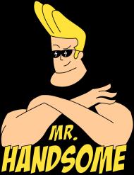 Koszulka Mr. Handsome