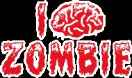 Koszulka Zombie Brain